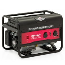 Briggs and Stratton Sprint 2200 Generator - 196cc
