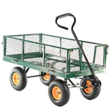 Cobra GCT320HD Heavy Duty Garden Utility Cart 320kg