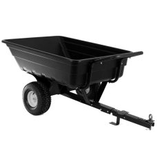 Cobra GTT400HD Tow/Push Garden Cart