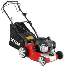 Cobra M40SPB Petrol Lawnmower Self Propelled 16 in/40cm
