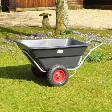 Henchman 350 Barrow Trailer