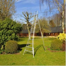 Henchman 6ft Tripod Ladder Professional - Fully 3 leg Adjustable